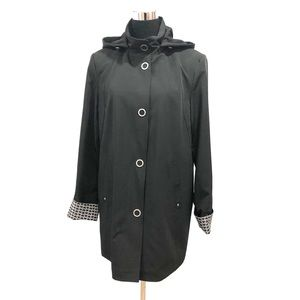NWOT Laura Petite waterproofs spring ,fall jacket